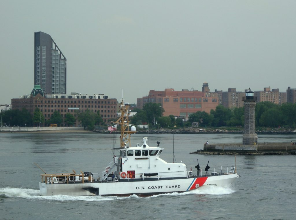 USCGC Sailfish WPB 87356