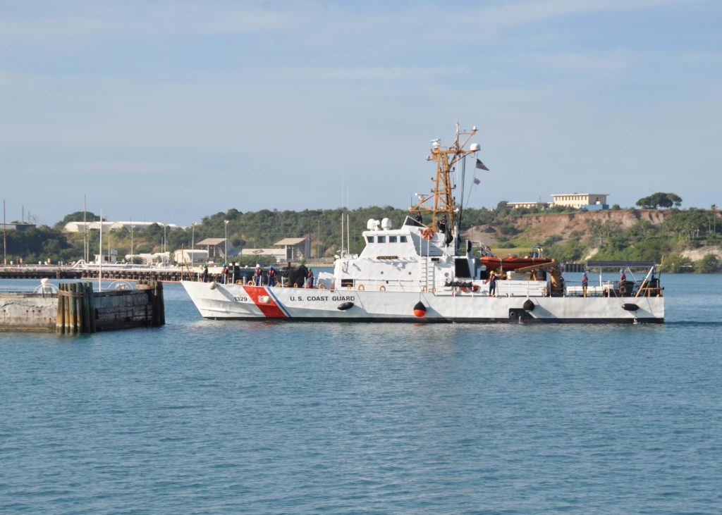 USCGC Sitkinak (WPB 1329)