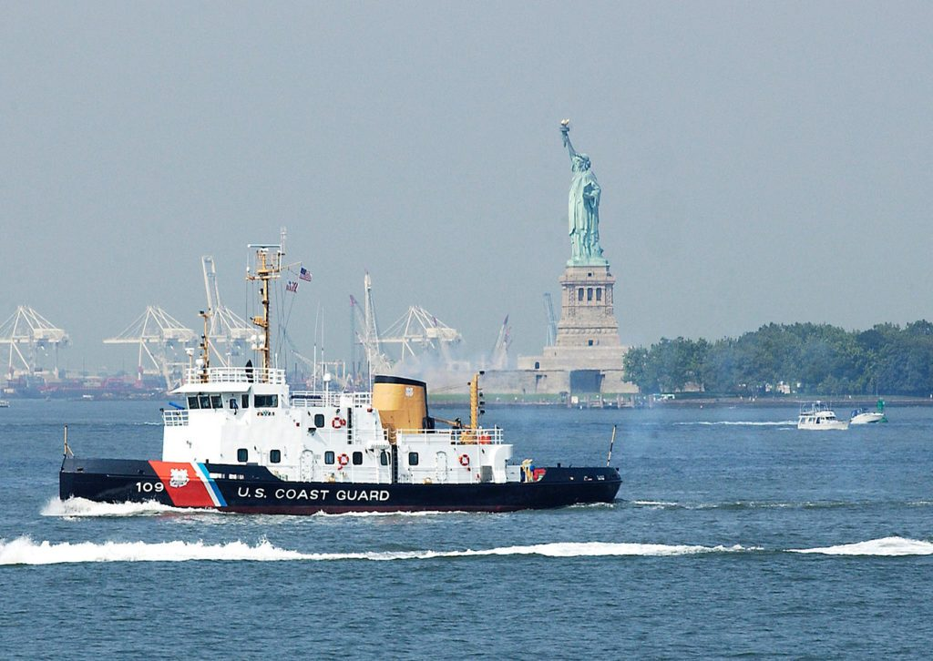 USCGC Sturgeon Bay WTGB 109