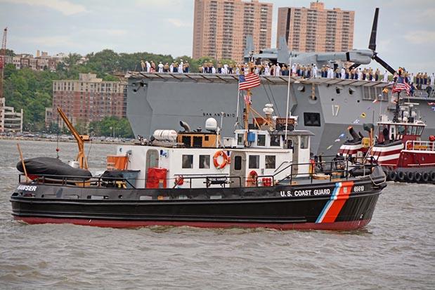 USCGC Hawser WYTL 65610