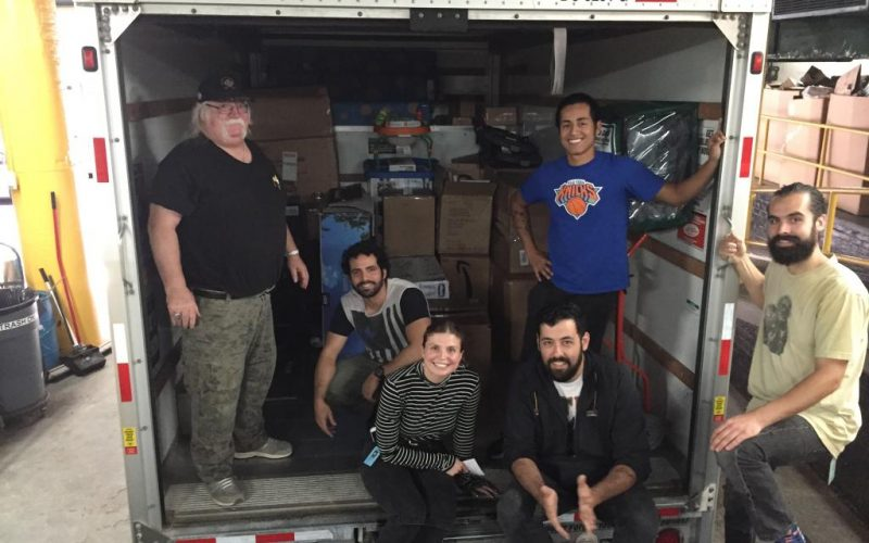 Angel Program and Amazon in Manhattan